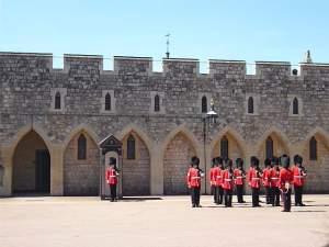 Relève des gardes - Windsor